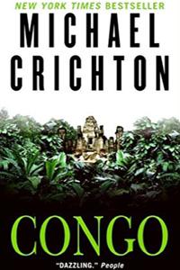 Congo By Michael Crichton