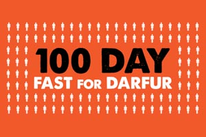 We are fasting for Darfur. Join us!