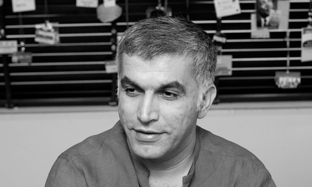 Nabeel Rajab named an honorary citizen of the city of Paris