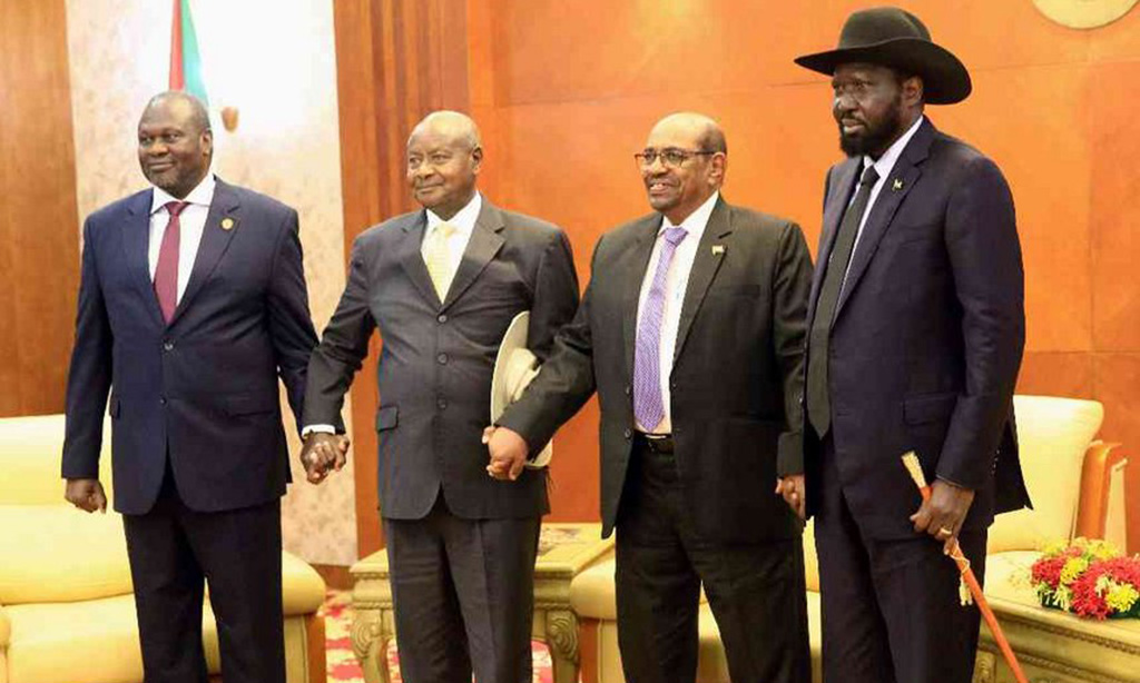 South Sudan: Sanctions and arms embargo to give peace a chance?