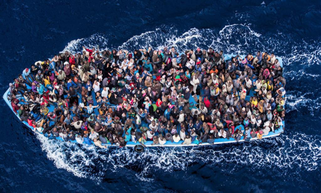 Les migrants de l'Aquarius persona non grata en Italie
