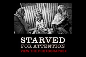 Starved for Attention