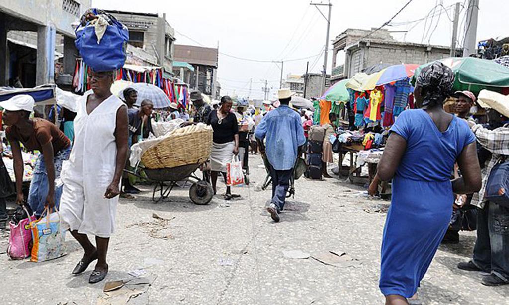 La Chine veut reconstruire la ville de Port-au-Prince