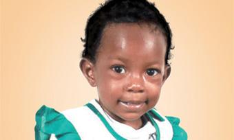 La Chaîne de l'Espoir lance un appel pour Mirana, 2 ans