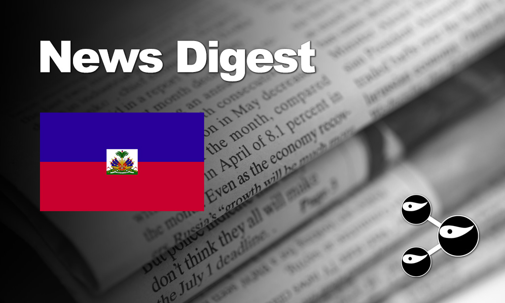 News Digest Haiti: Fritz William Michel, Naomi Osaka, Jacques Dessalines, Dieudonne Luma Etienne,…