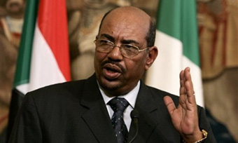 Omar al-Bashir invited by Vladimir Putin for FIFA World Cup final