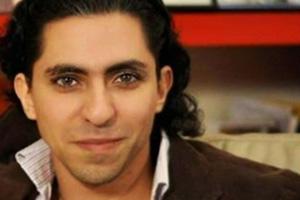 Mohammed bin Salman called out about jailed Saudi blogger Raif Badawi