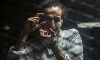 Photojournalist Shawkan turns 30 facing death behind bars in Egypt
